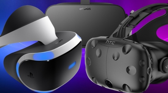 Virtual reality head sets